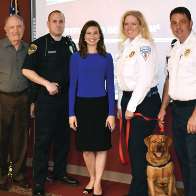 Robinson Township hosts Citizen's Police Academy