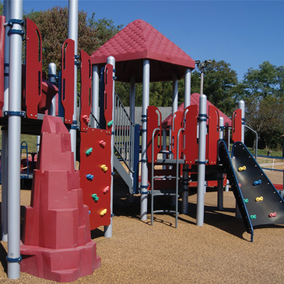 Clever Park playground opens, more improvements coming