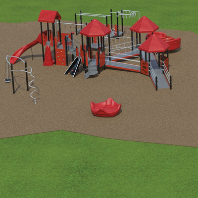 New Clever Park playground preview