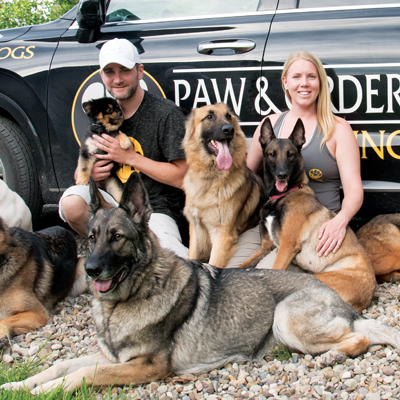 Could this local dog trainer help re-open the country