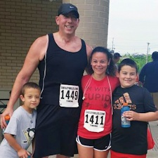An unlikely race helps a local family battle a rare disease